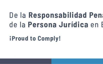 Diez años de la Responsabilidad Penal en España – Compliance