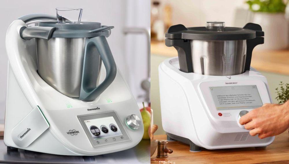 LIDL robot de cocina